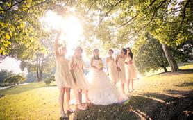 安迪SOHO摄影总监单机位12小时婚礼跟拍
