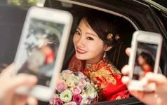 婚礼跟妆——特色服