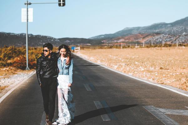 【丽江客片】黄鑫&海燕