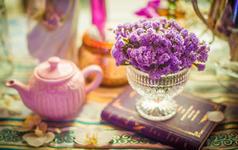 MR.W《紫迷》,复古神秘