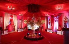 MR.W《中式婚礼 》,大气新中式