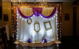 普罗旺斯系类紫色主题婚礼