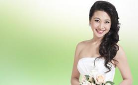 杭州及周边新娘跟妆韩式婚礼妆跟面试年会舞台晚宴