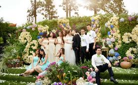 赤墨映画首席三机位婚礼跟拍