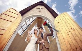 美森尚品婚纱摄影—超值蜜月婚纱照