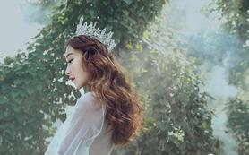 【王静】唯美新娘全程跟妆