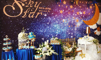【Sky&Star】星空系主题婚礼
