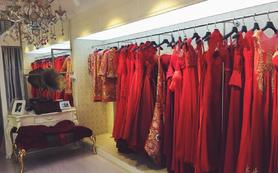 SISSI婚纱礼服高级定制:4999(三套)