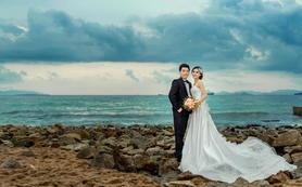 资深婚礼摄影师双机拍摄