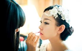 DUO-Studio唯美新娘跟妆
