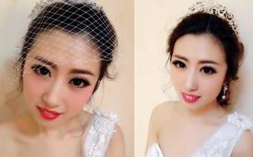 Amelie新娘跟妆套餐