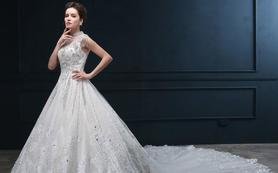 MS婚纱礼服馆私家高级定制婚纱礼服6件套系