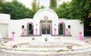 教堂婚礼+西式餐桌