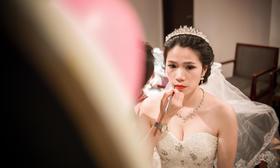 6月,遇见你--清新欧系新娘~~