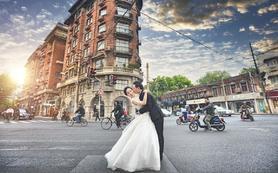 《HY小曼》城市外景婚纱
