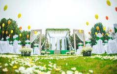 唯爱之名户外婚礼