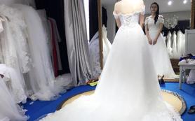 MIJA婚纱设计超值特惠主纱出门纱定制套餐