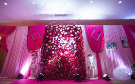 婚礼怎么可以少了花墙