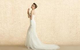 LaMoon婚纱—蕾丝鱼尾款