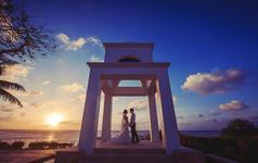 第一季 塞班岛 旅拍 婚纱照 客片