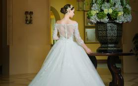 Dazzling奢华婚纱——在婚礼中过一把公主瘾