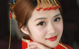 厦门化妆师唐唐 中式造型