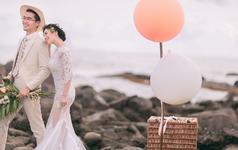 留光纪 5211  双十一特价蜜月旅行海景婚纱照