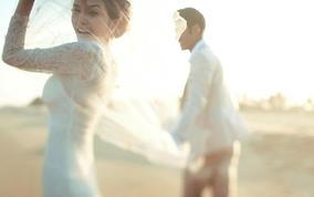 默笙印象精拍价值7980元铸就最完美婚纱照