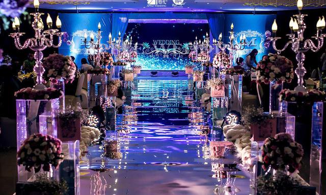 Tiffany主题婚礼