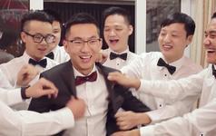 总监摄像航拍婚礼