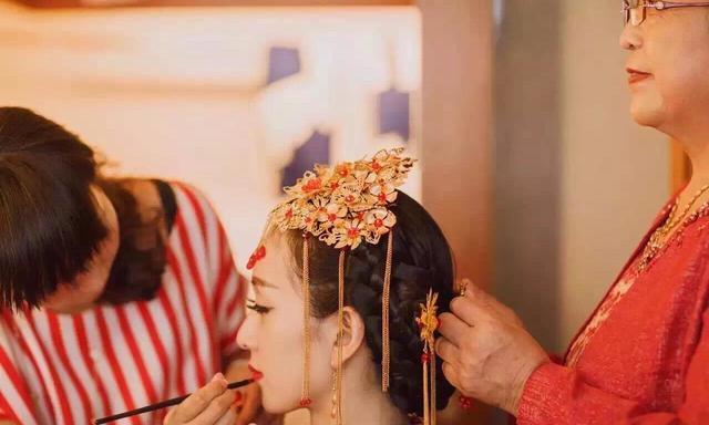 【AK婚纱】中式出门-女神范儿