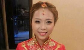 【F&T时尚新娘造型】美美哒中式新娘