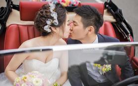 J-studio婚礼造型|婚礼全程跟妆 首席档