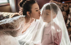 【客片欣赏】美丽舞者的浪漫温馨婚礼
