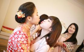 福建、台湾婚礼摄影单机位