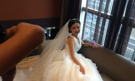 【F&T时尚新娘造型】气质美女新娘