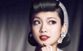 时尚韩式新娘造型