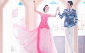 《为爱旅行—蓝波湾》乌克丽丽旅行婚纱摄影