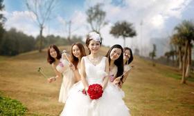 【F&T时尚新娘造型】那一次成都-琼崃之旅