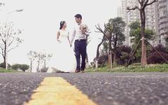 长沙.珠江花园-深情浪漫风格婚礼