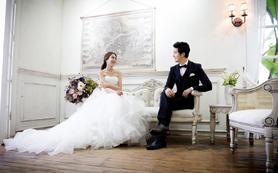 高端定制韩版婚照