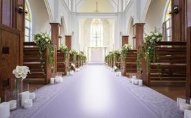《爱是恩慈》教堂婚礼