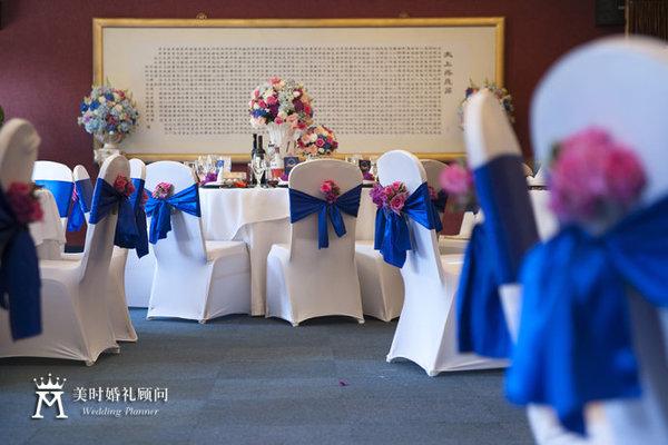 巴洛克欧式复古婚礼