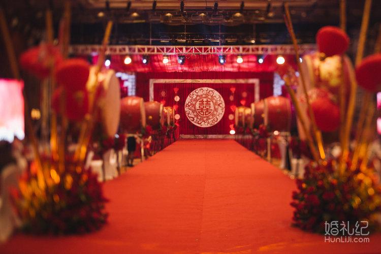 将新中式婚礼