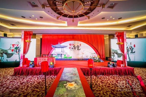 婚礼欧式喷绘地毯