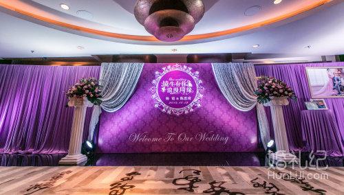 欧式婚礼展示区
