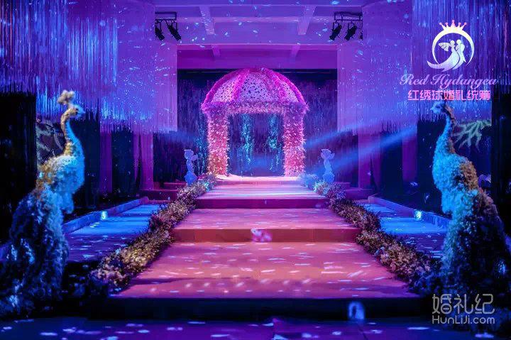 室内舞台还是户外婚礼沙滩舞台等图片