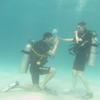 去普吉岛旅拍 他居然潜水求婚了!