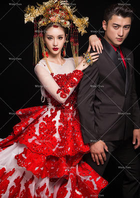 【白纱糖】经典 · 中式