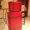 你们猜我选了什么回礼 红色行李箱这个超美